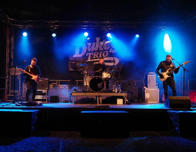 Dukes Trio. Fotos: Tatjana Steindorf