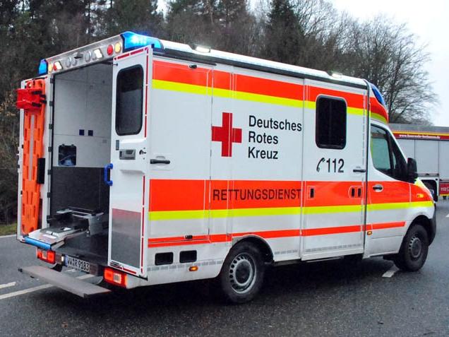 Selbach: Verkehrsunfall mit schwerverletztem E-Bike-Fahrer