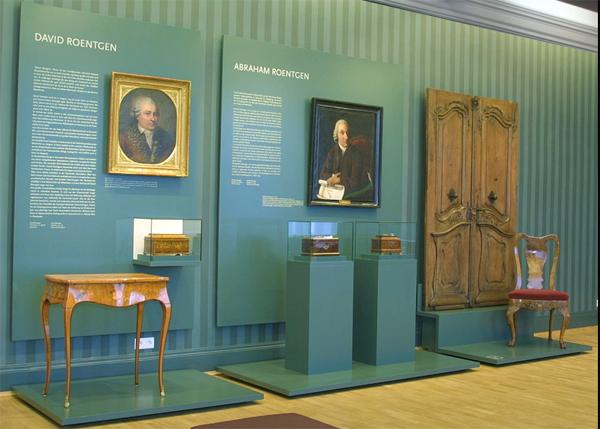 Führung am 22. Januar im Roentgen-Museum Neuwied