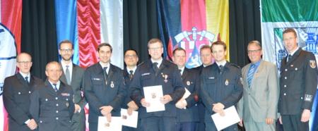 Ehrenabend der Freiwilligen Feuerwehren in der VG Montabaur