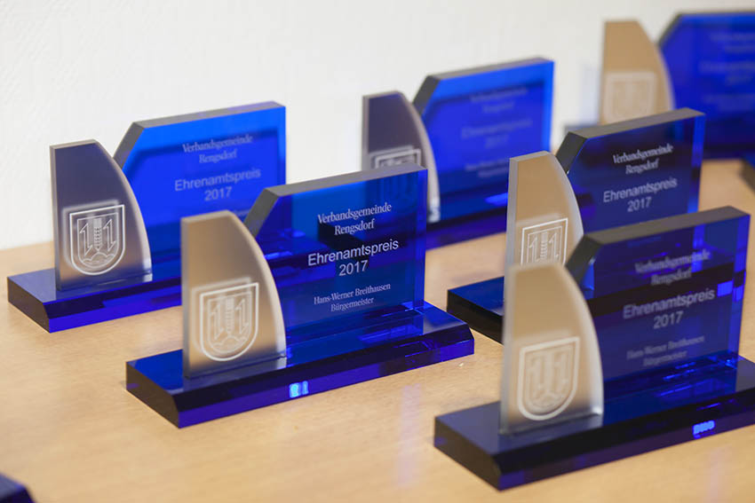 VG Rengsdorf würdigt ihre Ehrenamtler