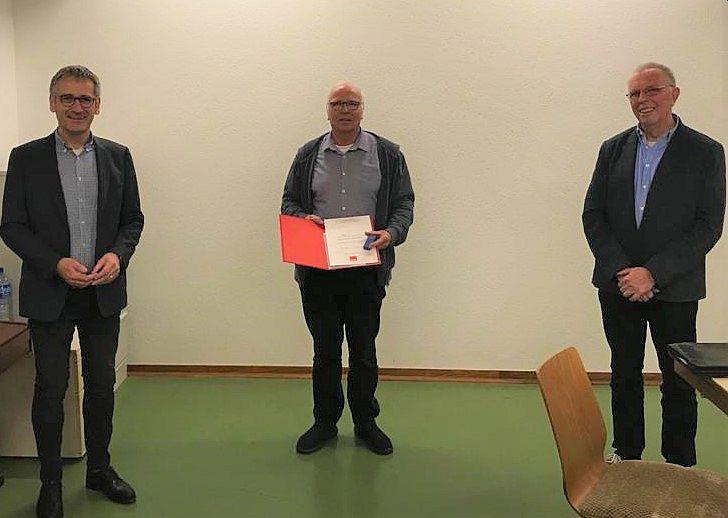Mitgliederversammlung der SPD Hattert