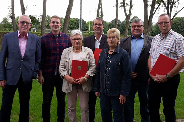 SPD Ortsverein Heddesdorf wählte und feierte