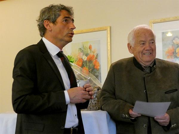 Verbandsgemeinde Hamm/Sieg ehrte verdiente Kommunalpolitiker