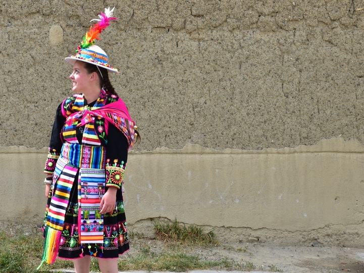 Spannender Vortrag über Bolivien in Wallmenroth