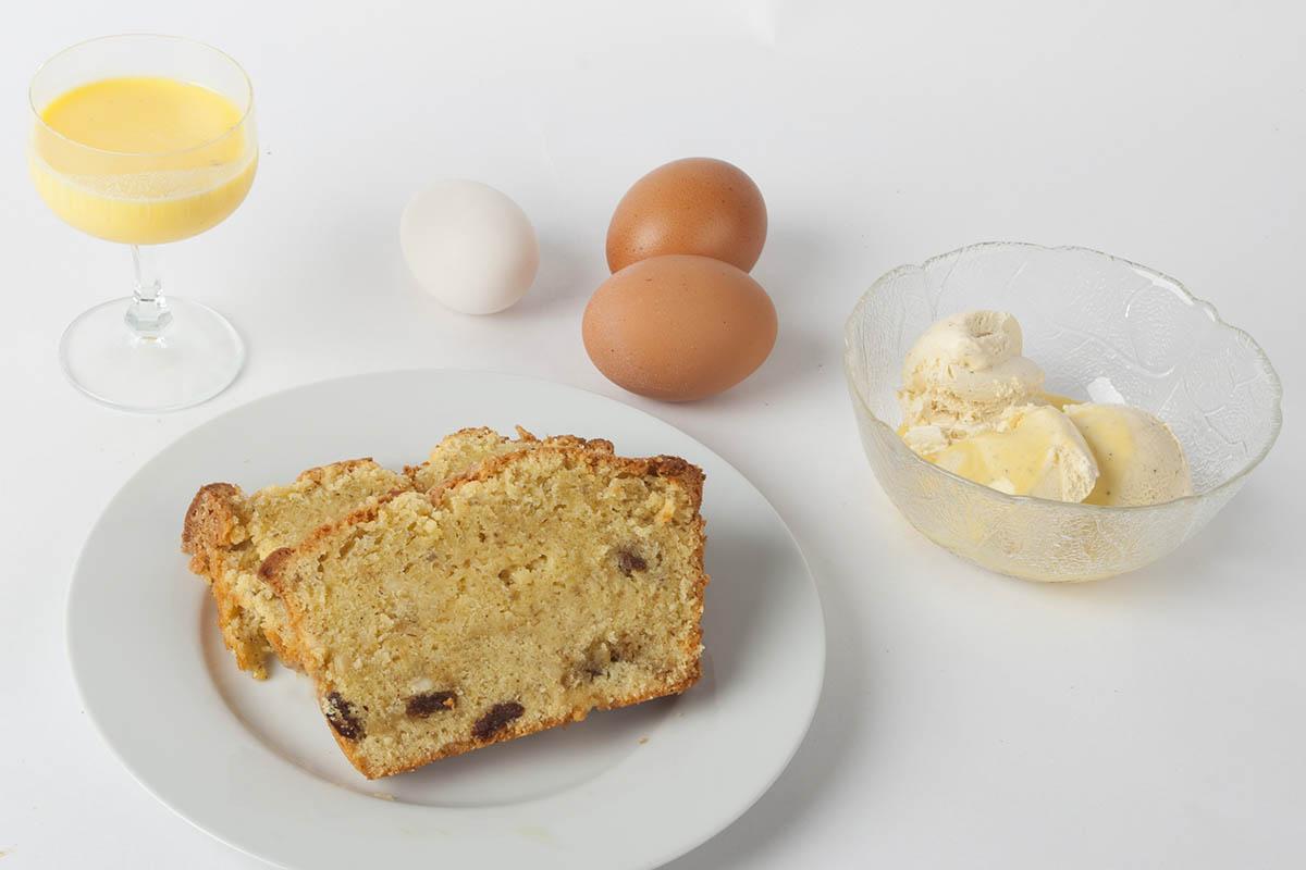 Westerwälder Rezepte: Eierlikör und Eierlikörkuchen