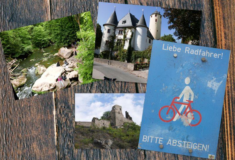 """Buchtipp: """"Die schönsten Radtouren der Eifel II"""" von Nahrendorf & Boßmann"""