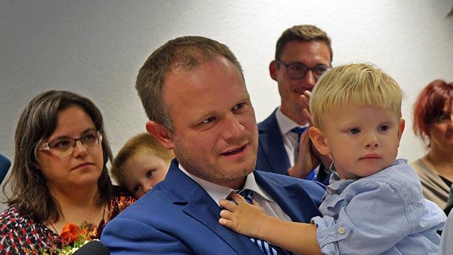 Neuwied hat Jan Einig zum Oberbürgermeister gewählt
