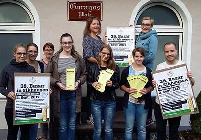 39. Bazar der katholischen Jugend Elkhausen/Katzwinkel