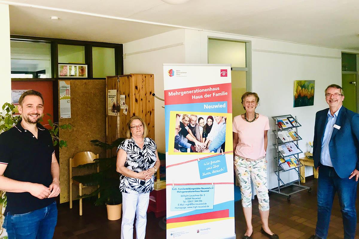 Zusammenarbeit zwischen Bellini Senioren-Residenz Neuwied und MGH