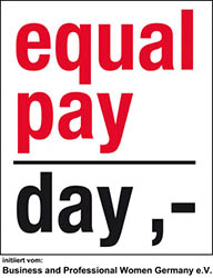 Equal Pay Day: Bis Sonntag haben die Frauen umsonst gearbeitet