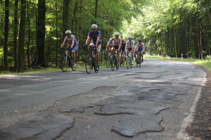 Equipe France lädt ein zum Radfahren mit Verstand