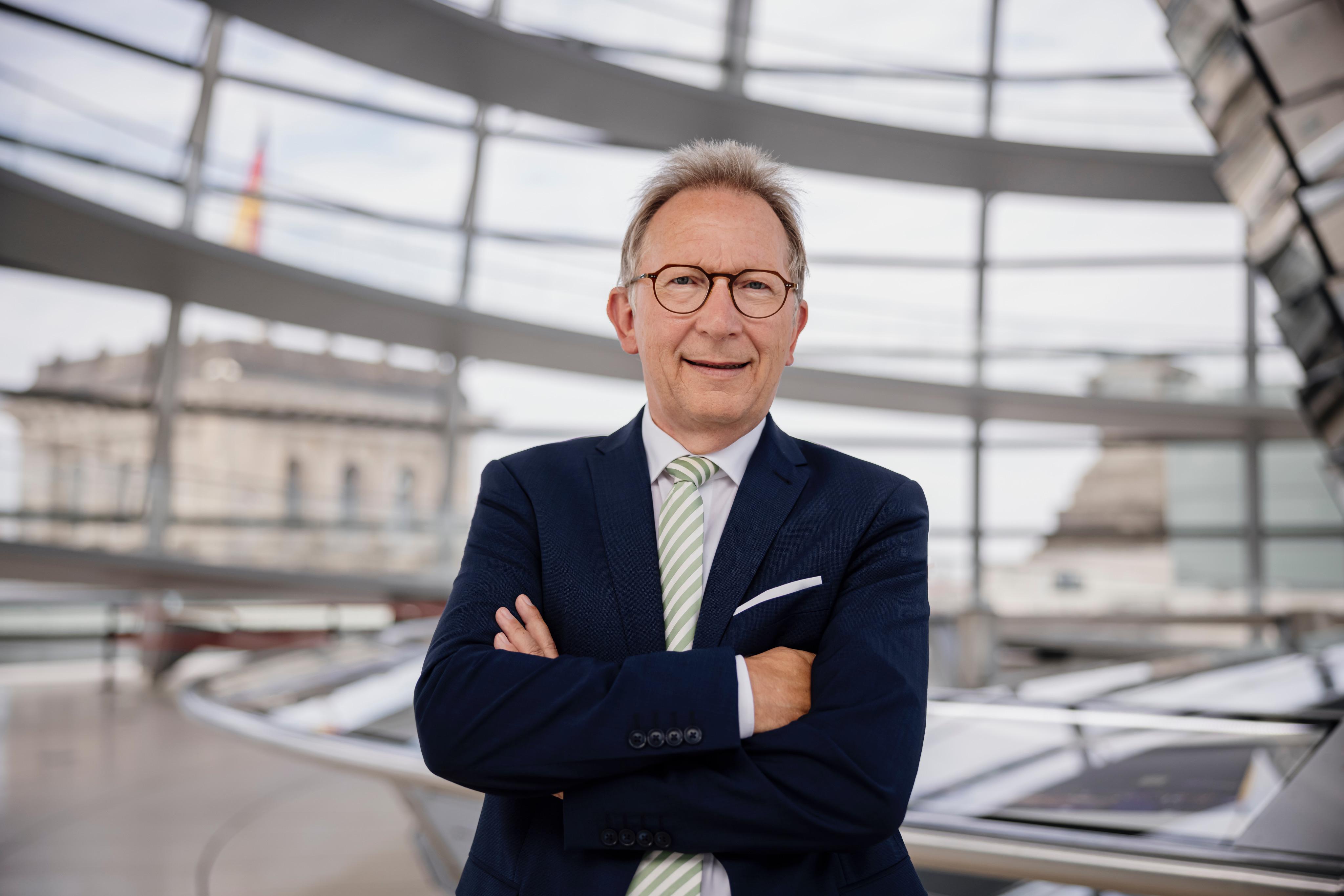 """Bundestagskandidat Rüddel (CDU): """"Brauchen nach Pandemie Politik mit Mut"""""""