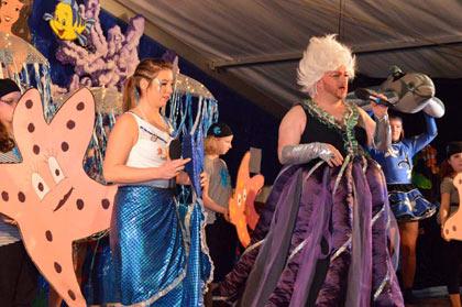 HCC Erbachtal feierte Karneval in Neptuns Reich