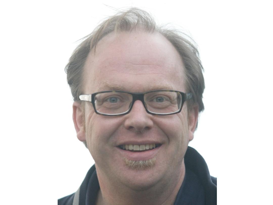 Bundestagskandidat Erdmann (Klimaliste) vorgestellt