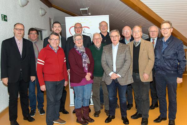 Führungswechsel der Bürgerstiftung Windhagen