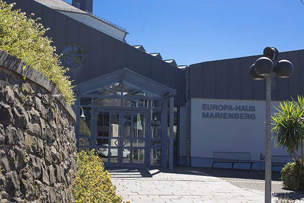 Europahaus Marienberg mit 160.000 Euro gefördert