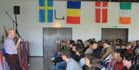 Europawoche an der August-Sander-Schule Altenkirchen