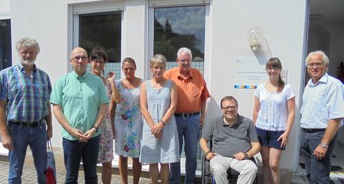 Behindertenbeauftragter besucht Einrichtung im Westerwaldkreis