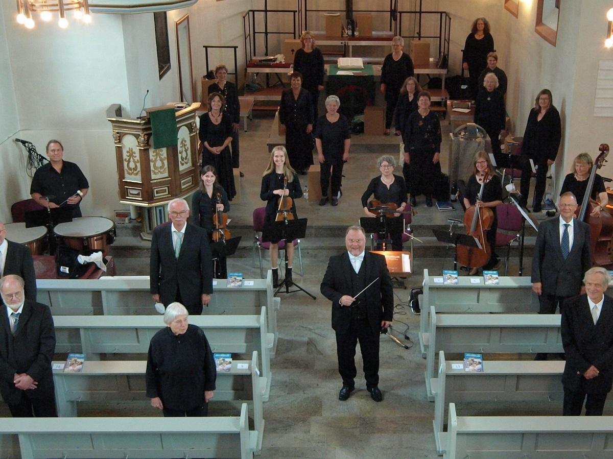 Dankkonzert der Evangelischen Kantorei Ransbach-Baumbach - Hilgert