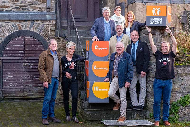 EVM unterstützt soziales Engagement in Bad Hönningen
