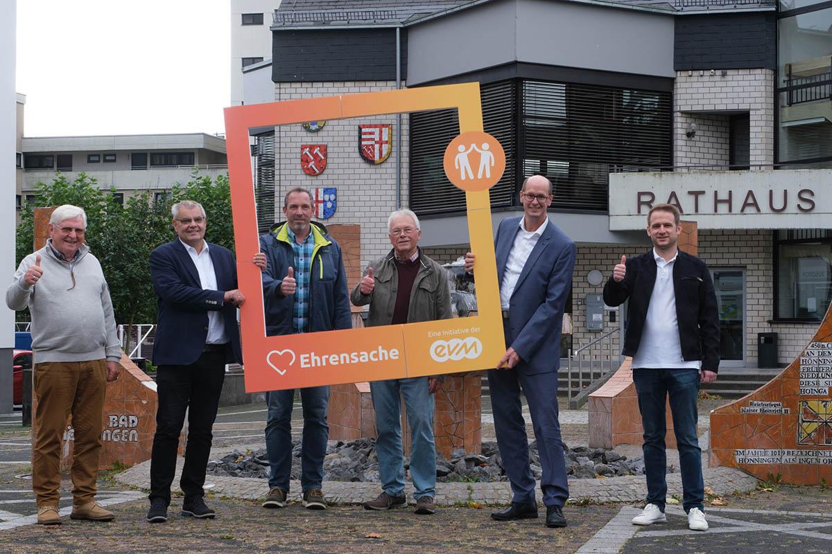 EVM unterstützt Vereine in Bad Hönningen