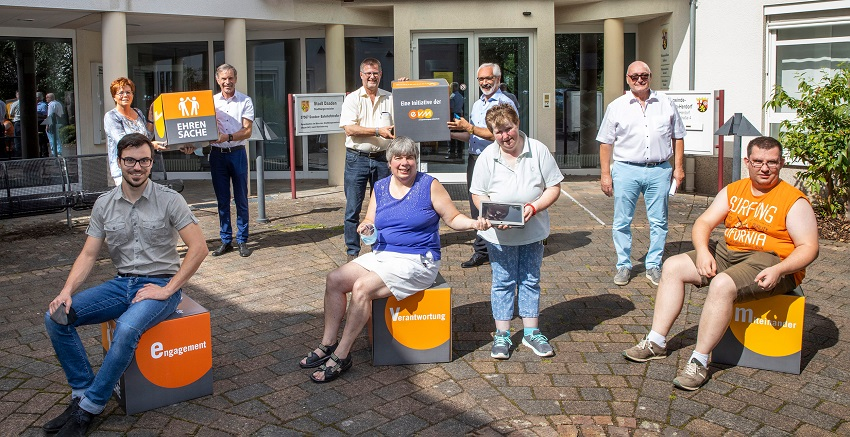 evm unterstützt soziales Engagement im Kreis Altenkirchen