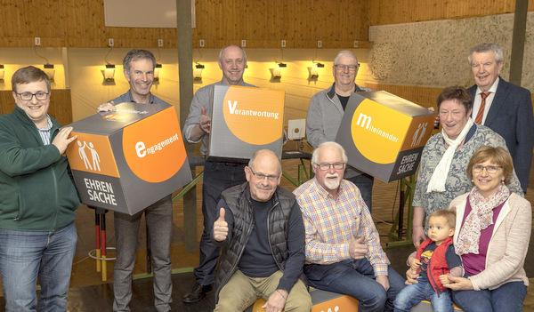 Energieversorger EVM unterstützt heimische Vereine