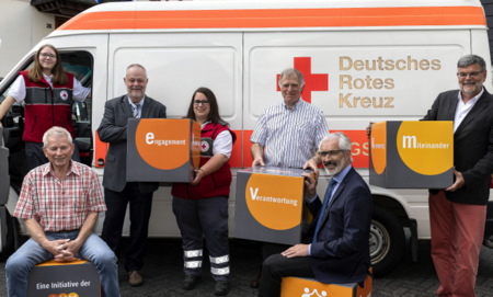 1.500 Euro f�r DRK-Ortsvereine in Daaden und Herdorf