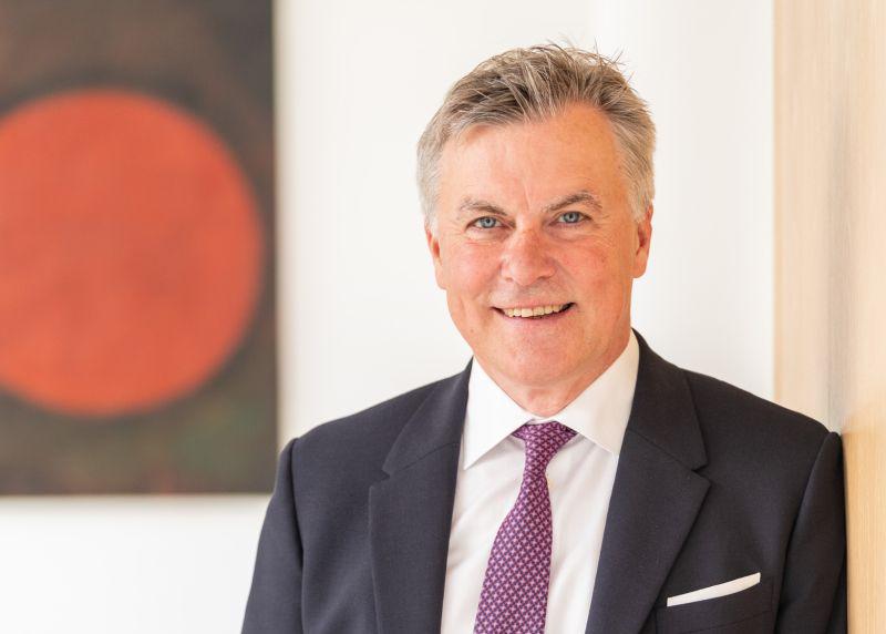 Bernd Wieczorek als evm-Vorstandsmitglied bestätigt