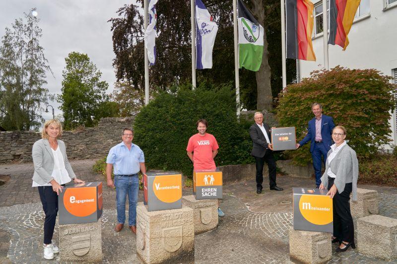 """""""evm"""" unterstützt Schulen in der VG Wirges"""