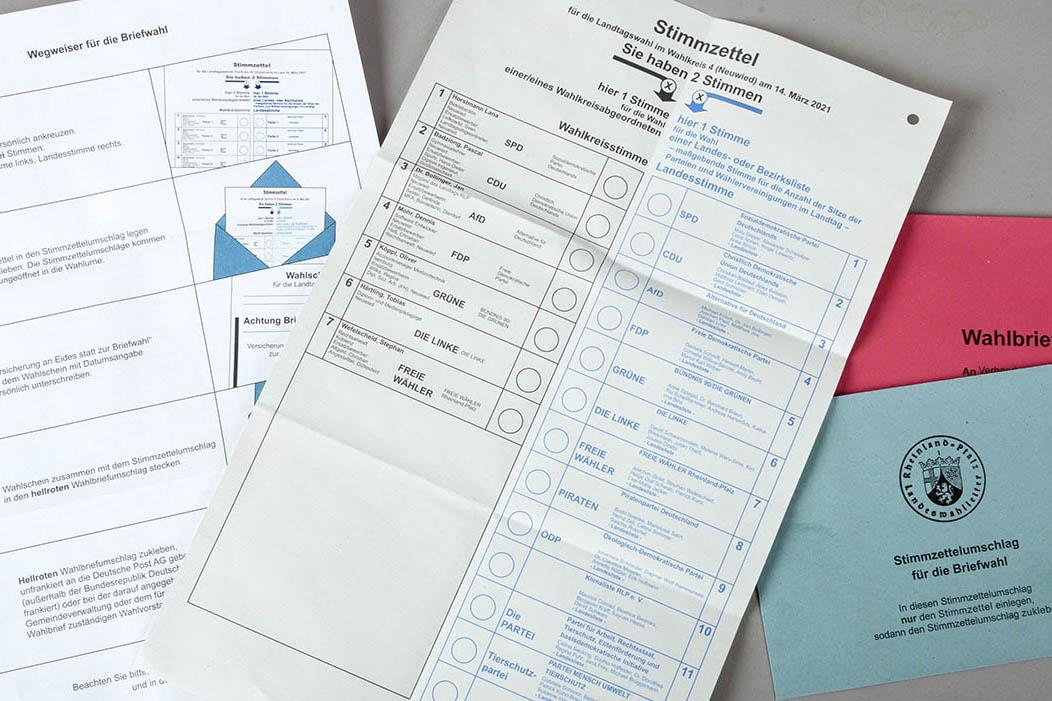 SPD wird deutlicher Wahlsieger in Rheinland-Pfalz