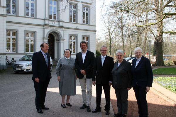 Liebfrauenschule jetzt Teil der Dernbacher Gruppe Katharina Kasper