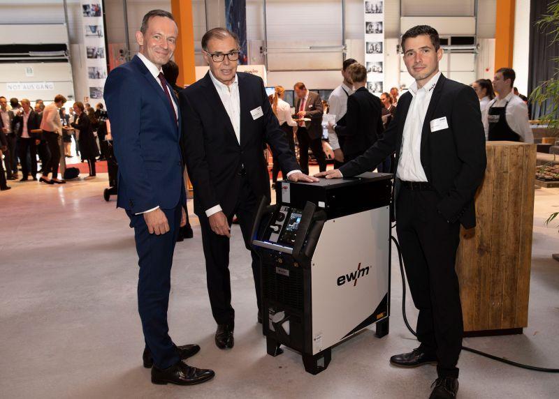 EWM gehört zu Deutschlands innovativsten Mittelständlern
