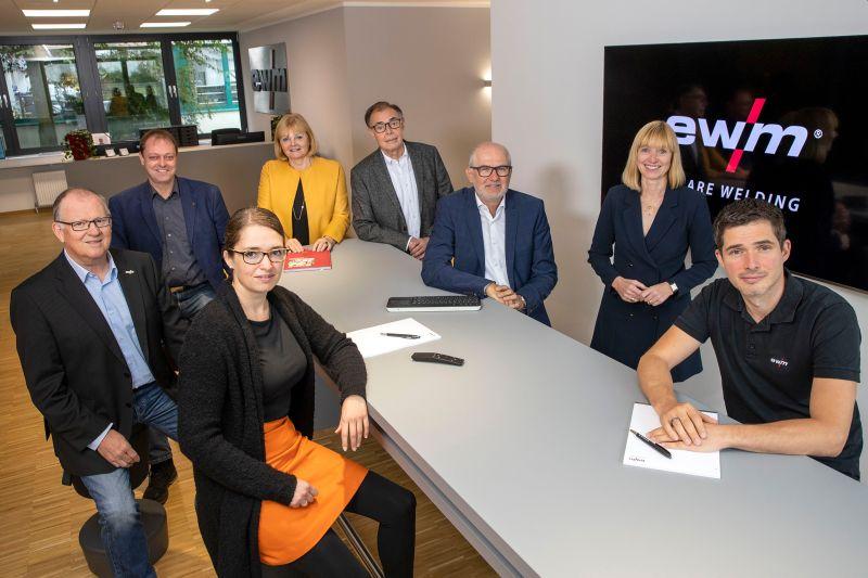 Führungswechsel bei der EWM AG