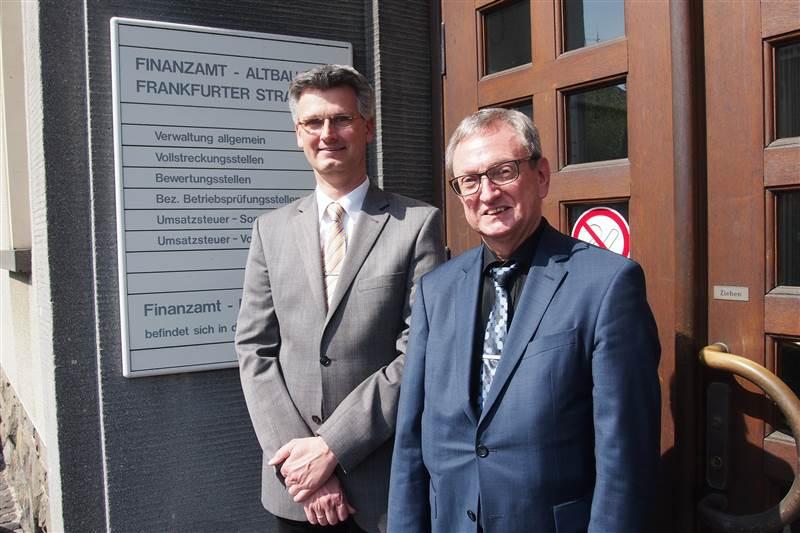 Steuereinnahmen Finanzamt Altenkirchen-Hachenburg: Weiteres Rekordjahr
