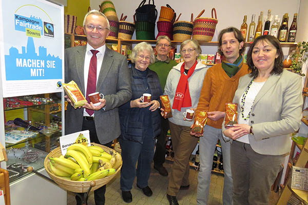 Fairtrade - Kreis Neuwied will Teil der Bewegung werden