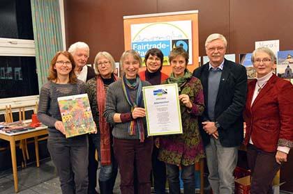 Altenkirchen ist weiterhin Fairtrade-Stadt