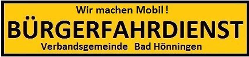 Fahrten zum Impfzentrum nach Oberhonnefeld-Gierend