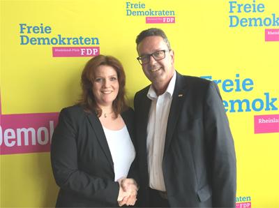 FDP Kreisverband gut aufgestellt