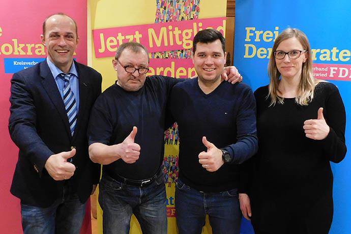 FDP Vettelschoß möchte in den Gemeinderat