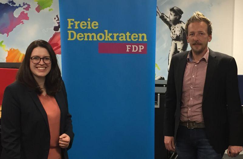 FDP Westerwald nominiert Jana Gräf für die Landtagswahl