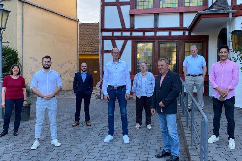 FDP Amtsverband unterstützt Jan Ermtraud bei VG Wahl