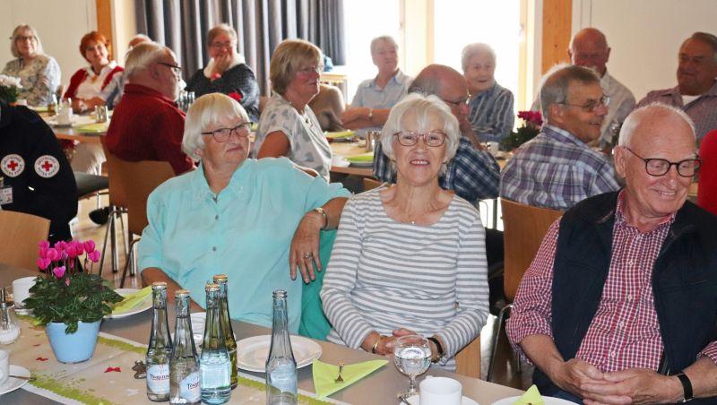 Senioren erinnerten sich an große Feste in Selters