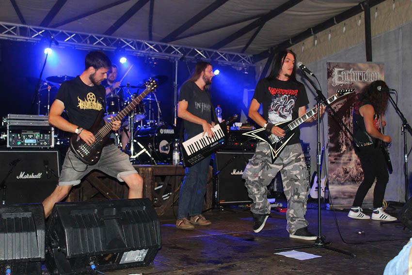 Urbach war fest in der Hand des Field Invasion Festivals