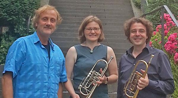Zwei Trompeten, eine Orgel: Trio Festivo in Horhausen