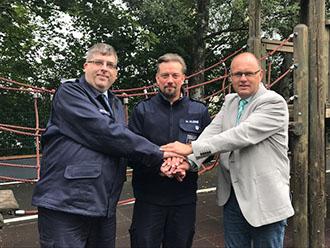 VG Kirchen hat teilhauptamtlichen Feuerwehr-Ger�tewart