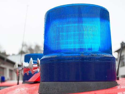 Unfall mit zwei Schwerverletzten in Höchstenbach
