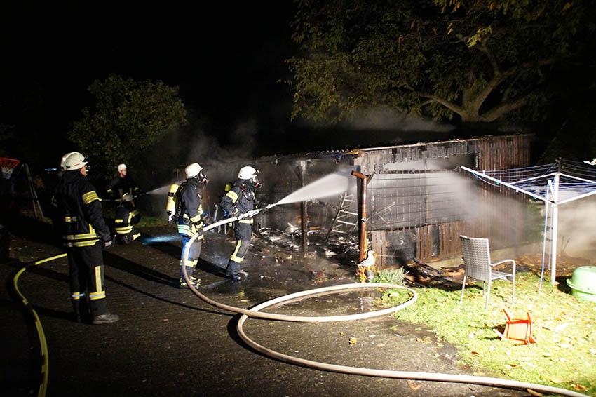 Die Feuerwehren aus der VG-Wallmerod berichten