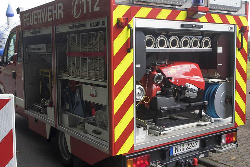 Feuerwehr Kleinmaischeid feierte 65. Geburtstag